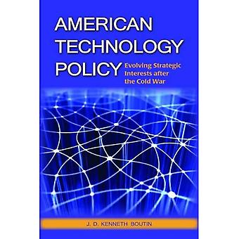 Amerikanische Technologiepolitik: Entwickelt strategische Interessen nach dem kalten Krieg
