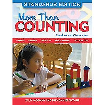 Meer dan tellen: Math activiteiten voor voorschoolse en kleuterschool