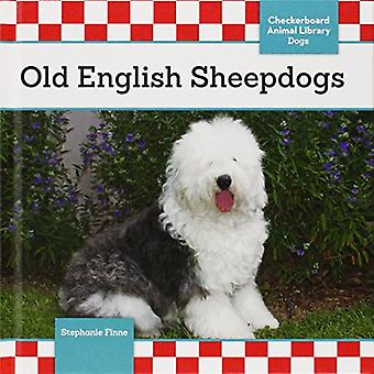 Old English Sheepdogs (Dogs Set 12)