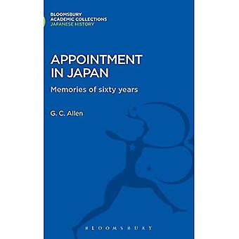 Appointment in Japan: Memories of Sixty Years (Bloomsbury Academic Collections: Japan)