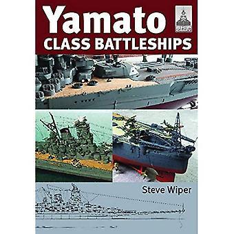 Yamato Class Battleships (ShipCraft)