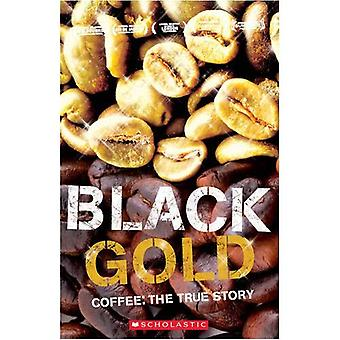 Black Gold (Scholastic Readers) [Abridged] [Audiobook] [Box set] [Illustrated] [Large Print]