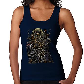 Werewolf Hunter Women's Vest