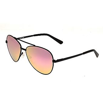 بيانكا بيرثا الاستقطاب النظارات الشمسية-أسود/وردي