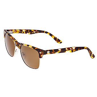 Sixty One Waipio Polarized Sunglasses - Brown Tortoise/Brown