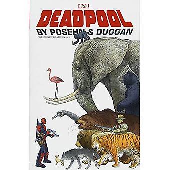 Deadpool przez Posehn & Duggan: Pełna kolekcja Vol. 1