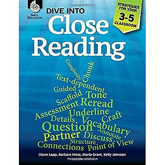 Dive Into Close Reading: Strategies for Your 3-5 Classroom (Professional Resources)