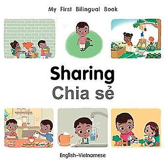 Mijn eerste tweetalige boek-delen (Engels-Vietnamees) (mijn eerste tweetalige boek) [Board boek]