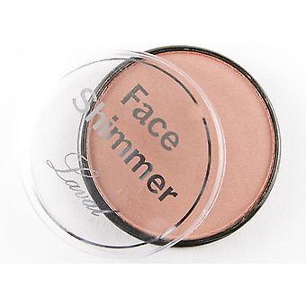 Laval Face Shimmer ~ Amber