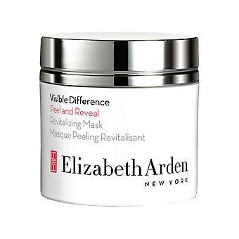 Elizabeth Arden differenza visibile Peel e Reveal rivitalizzante Maschera 50 ml