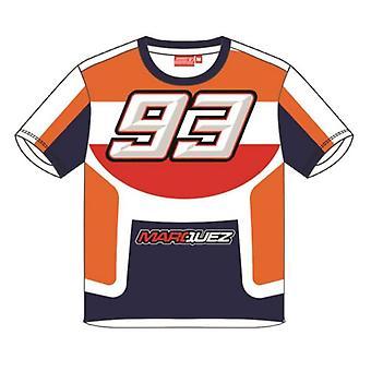 Marc Marquez Kids Replica Racing Suit T-Shirt | 2019