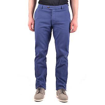 Jacob Cohen Ezbc054144 Men's Blue Cotton Pants
