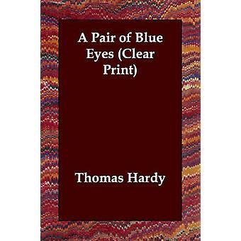Ett par blå ögon klara Print av Hardy & Thomas