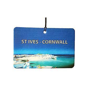 St Ives - Cornwall auto luchtverfrisser