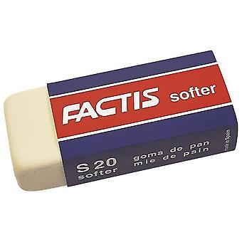 Factis S20 Softer Pencil Eraser