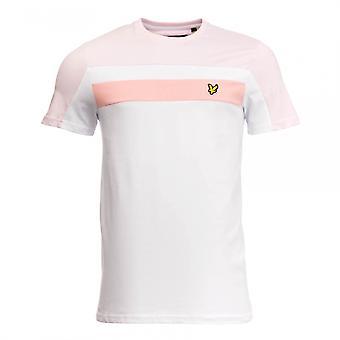 Lyle & Scott Lyle & Scott Colour Block Mens T-Shirt