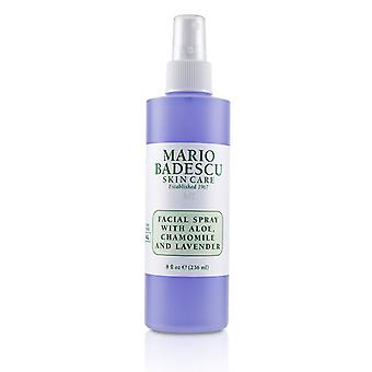 Mario Badescu Facial Spray With Aloe Chamomile & Lavender - 236ml/8oz