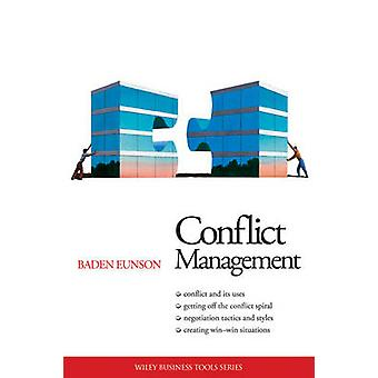 Conflict Management by Baden Eunson - 9780731406517 Book