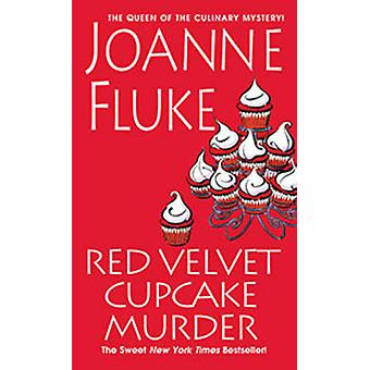 Red Velvet Cupcake Murder by Joanne Fluke - 9780758280350 Book