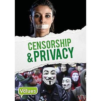 Censorship & Privacy - 9781786372345 Book