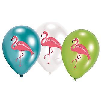 Φλαμίνγκο παραλία μπαλόνι πάρτι 6 τεμ καλοκαίρι Γκριλ γιορτή γενεθλίων πάρτι