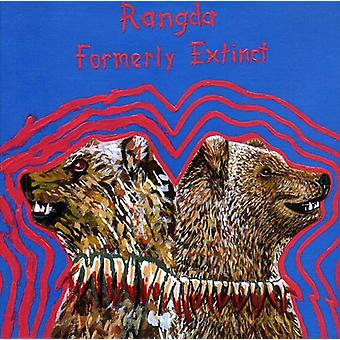 Rangda - Formerly Extinct [CD] USA import