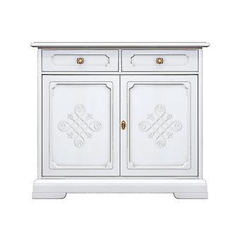Cupboard 2 Türen und 2 Schubladen