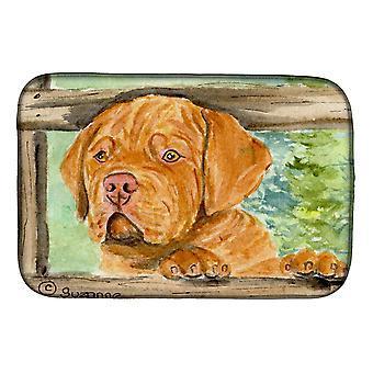 Carolines Treasures  SS8926DDM Dogue de Bordeaux Dish Drying Mat