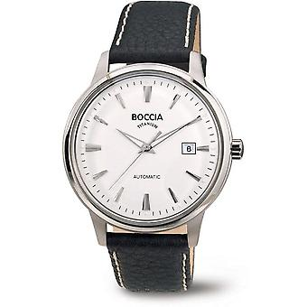 Boccia Titanium 3586-01 Miesten Watch