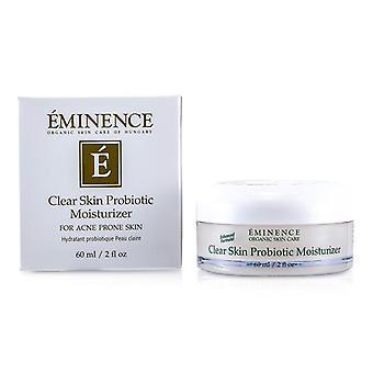Clear Skin Probiotic Moisturizer - For Acne Porne Skin - 60ml/2oz