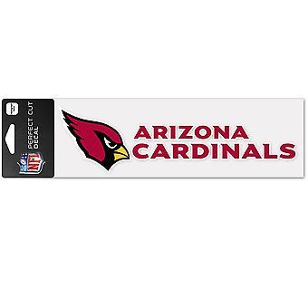 Wincraft Aufkleber 8x25cm - NFL Arizona Cardinals