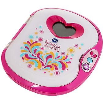 VTech 177903 Secret Safe Diary With Colour Screen - Pink