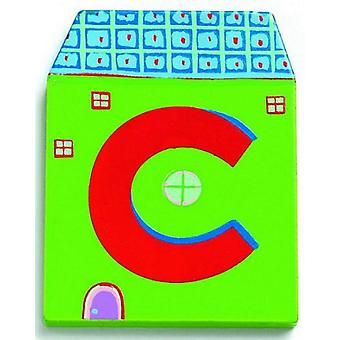 Djeco Cottage letter - C (Babies and Children , Toys , Others)