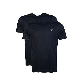 Emporio Armani T Shirt 2 Pack 8n1d61 1jpzz