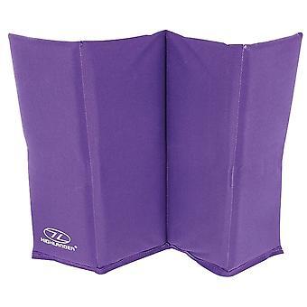 Highlander violetti taitettava istua matto