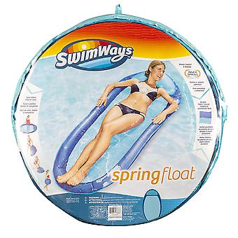 Swimways Springfloat inflável piscina lounger