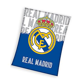 Real Madrid CF Crest Coperta