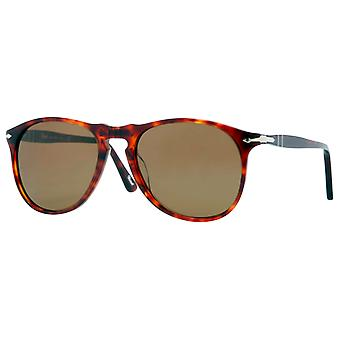 Persol 9649S escala polarizada de Brown