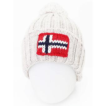 Napapijri Semiury 2 Bobble Hat - Naturel