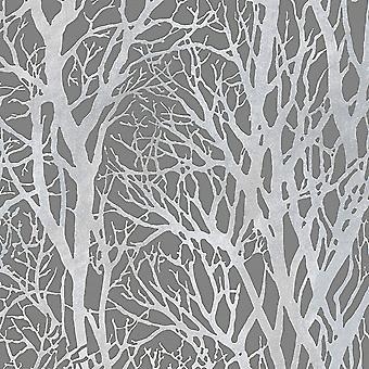 Træ grene tapet som skabelse