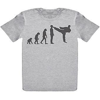 Stop Following Me Kick! - Kids T-Shirt