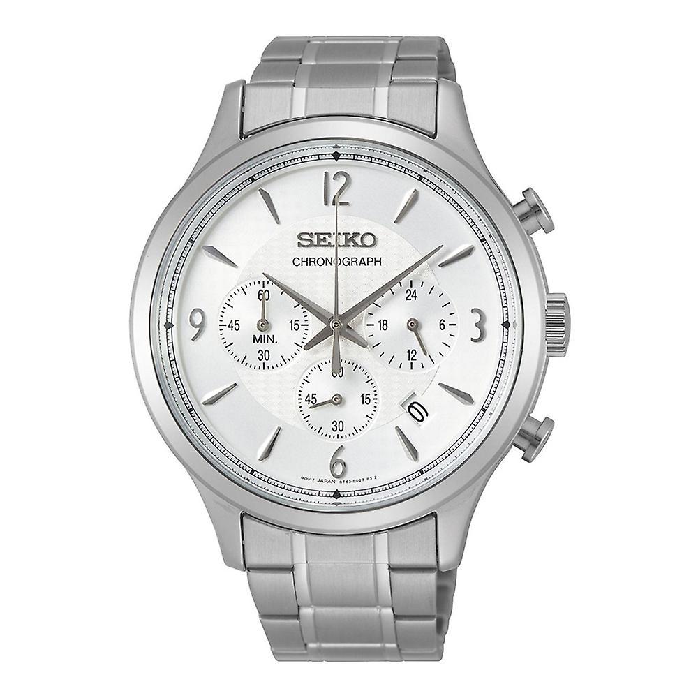 Seiko Classic SSB337P1 Men's Watch Chronograph