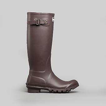 Barbour Bede Ladies Tall Wellington Boots Aubergine