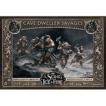 Free Folk Cave Dweller Savages A Song Of Ice and Fire Expansion Pack
