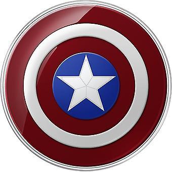 PG920IREG DP Samsung chargeur inductif de Qi Vengeurs édition Captain America