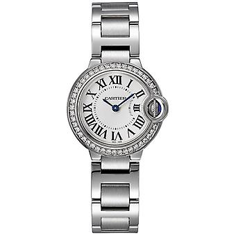 Cartier Women's White Dial Watch - W4BB0015