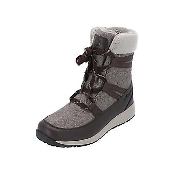 Salomon HEIKA CS WP Women ' s Boots Brown Lace-Boots vinter