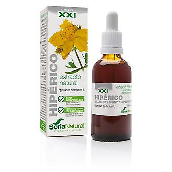 Soria Natural Hypericum Extract 50 ml (Herb , Natural extracts)