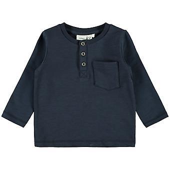 Name-It T-Shirt Najan Dark Sapphire