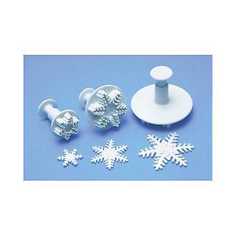 PME Kleine Snowflake Zuiger Cutter